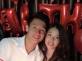 Trung vệ Bùi Tiến Dũng chuẩn bị làm lễ đính hôn với bạn gái Khánh Linh