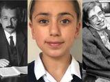 Gặp gỡ bé gái 11 tuổi có chỉ số IQ top đầu thế giới, cao hơn cả Einstein và Stephen Hawking