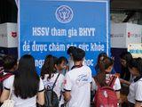Đẩy mạnh thực hiện BHYT HSSV năm học 2019-2020