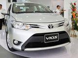 Toyota triệu hồi hàng loạt xe Vios tại Việt Nam vì lỗi bất ngờ?