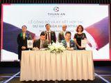 Lê Phong hợp tác với Cenland phát triển dự án Thuận An Central