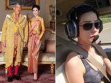 Hoàng quý phi Thái Lan bất ngờ bị tước mọi chức vị