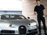 Chiêm ngưỡng dàn siêu xe của Ronaldo và các ngôi sao bóng đá