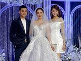 Những điểm đặc biệt bất ngờ của 3 chiếc váy Bảo Thy diện trong ngày cưới