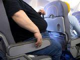 Giá vé máy bay tùy thuộc vào trọng lượng cơ thể của hành khách