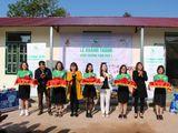 Long trọng tổ chức khánh thành công trình phòng học Thanh Mộc Hương thứ 1 tại Điện Biên