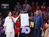 MC Lại Văn Sâm cùng hàng loạt nghệ sĩ tiếc nuối khi tham gia tập cuối
