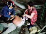 Nam thanh niên đâm gục người đàn ông khi thấy mẹ bị đánh