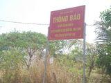 Trảng Bom - Đồng Nai: Những vi phạm trong lĩnh vực đất đai chưa có dấu hiệu dừng lại