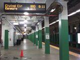 Tàu điện ngầm bang Massachusetts thời Covid-19