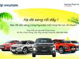 Chào hè rực rỡ - ưu đãi bất ngờ cùng Hyundai Phạm Hùng