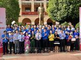 Tuyên dương thanh niên tiên tiến Thành phố Hồ Chí Minh làm theo lời Bác