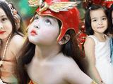 Mê mẩn với nhan sắc trời cho của con gái mỹ nhân đẹp nhất Philippines, mới 5 tuổi cát-xê đã