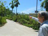 Cụ ông 86 tuổi hiến gần 200m2 đất vàng làm đường cho bà con