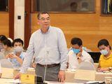 Đại diện bộ công an thông tin về đại án Nhật Cường Mobile