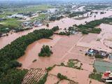 Sông Trường Giang hứng đợt lũ thứ 4, đập Tam Hiệp
