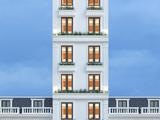 Thiết kế khách sạn phong cách tân cổ điển ấn tượng