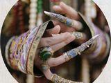 Móng tay vàng của Từ Hy Thái hậu không chỉ là trang sức, bộ
