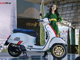 Piaggio ra mắt xe máy Vespa Racing Sixties, giá từ 94,9 triệu đồng