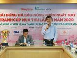 Giải bóng đá NTNN/Dân Việt lần thứ 12: Hướng về miền Trung lũ lụt