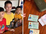 Học sinh lớp 3 ở Yên Bái nhặt được ví trả người đánh mất