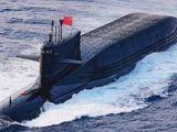 SSBN Type 094: Tàu ngầm được trang bị tên lửa đạn đạo tầm bắn 8.000km của Trung Quốc