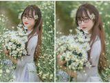 Cô giáo Bắc Giang xinh đẹp tựa thiên thần trong bộ ảnh lưu giữ khoảnh khắc thanh xuân