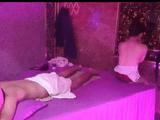 Vụ bắt quả tang nhân viên massage kích dục cho khách: Tiệm mới mở được vài tháng