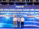 """NAPAS vinh danh Techcombank là """"Ngân hàng tiêu biểu năm 2020"""""""