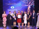 """Techcombank – Ngân hàng duy nhất được vinh danh hạng mục """"Ứng biến xuất sắc"""" tại Vietnam HR Awards 2020"""