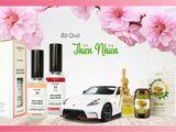 Lan tỏa niềm vui mùa Xuân với nước xịt thơm áo quần, xe hơi cao cấp Aroma