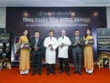 Tinh chất tiêu Gout SANGU, niềm hi vọng mới cho người bệnh Gout nhờ công nghệ tiêu gout hàng đầu Nhật Bản.