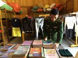 Người sĩ quan trẻ đi đầu trong công tác chống dịch