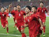 Tuyển Việt Nam đá giao hữu với Jordan tại UAE