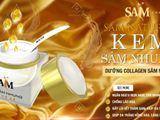 Bộ sản phẩm cao cấp tái tạo da Sam Nature chính thức ra mắt tại Việt Nam