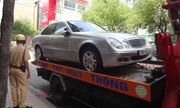Tịch thu xe: Bộ trưởng Đinh La Thăng đề nghị rút đề xuất