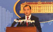 Phản ứng của Việt Nam khi Trung Quốc mở rộng bãi đá ở Trường Sa