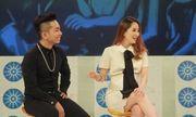 Khánh Thi òa khóc bên Phan Hiển trên sóng truyền hình