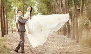 Bộ ảnh cưới đẹp lung linh chưa từng công bố của Duy Nhân