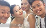Vợ Duy Nhân bất ngờ xuất hiện rạng rỡ trong vai trò người mẫu ảnh cưới