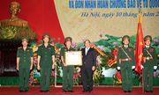 Phó Thủ tướng dự kỷ niệm 60 năm truyền thống ngành Doanh trại quân đội