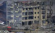 Việt Nam gửi lời chia buồn về vụ nổ lớn tại cảng Thiên Tân