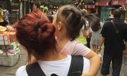 Mốt dùng kẹp mầm cây giả trên đầu của giới trẻ Trung Quốc