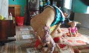 Cảm động gia đình người ôsin nhận nuôi cậu bé mồ côi sau án mạng đau lòng