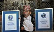 Người đàn ông lùn nhất thế giới qua đời ở tuổi 75
