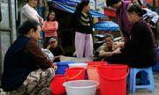 Giá nước sinh hoạt tăng vọt từ ngày 1/10: Người Hà Nội có hết