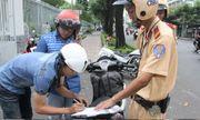 Ngoài cảnh sát giao thông, ai được dừng xe xử phạt?