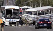 Tai nạn xe buýt nghiêm trọng tại Mỹ, ít nhất 56 người thương vong