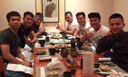 Công Vinh mời Công Phượng và cầu thủ Nghệ An đi ăn tối