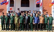 7 cán bộ, chiến sỹ BĐBP Hà Tĩnh đón nhận Huân chương LĐ hạng Ba của CHDCND Lào